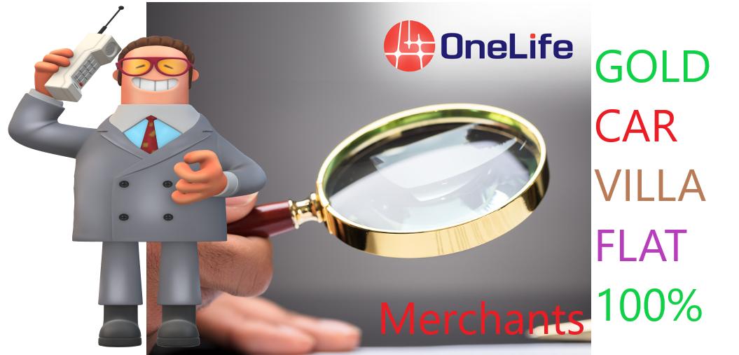OneCoin Merchants on DealShaker