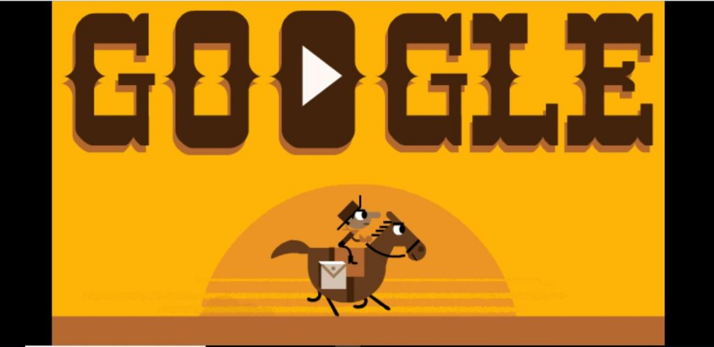Google birthday surprise spinner